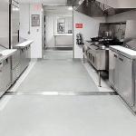 Cozinha industrial em aço inox