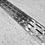 Grelha aço inox para piso